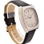Vintage Omega De Ville Cal.1342 Quartz Stainless Steel Midsize Watch 1548 ladies