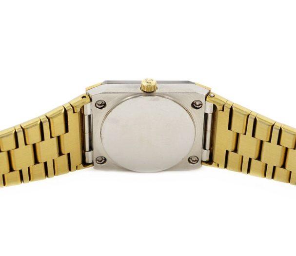 Vintage Rado Diastar Gold Plated Quartz Ladies Watch used