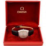 Pre-Owned Omega De Ville Cal.1342 Quartz Midsize Watch 192.0036 box