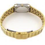 Vintage Rado Diastar Gold Plated Quartz Ladies Watch stainless steel
