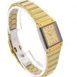 Vintage Rado Diastar Gold Plated Quartz Ladies Watch womens