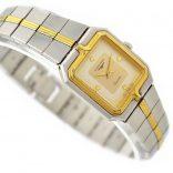Vintage Longines Flagship Stainless Steel Two Tone Ladies Quartz Watch original