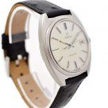 Omega Quartz Cal.1370 Quartz Stainless Steel Men's Watch 1978