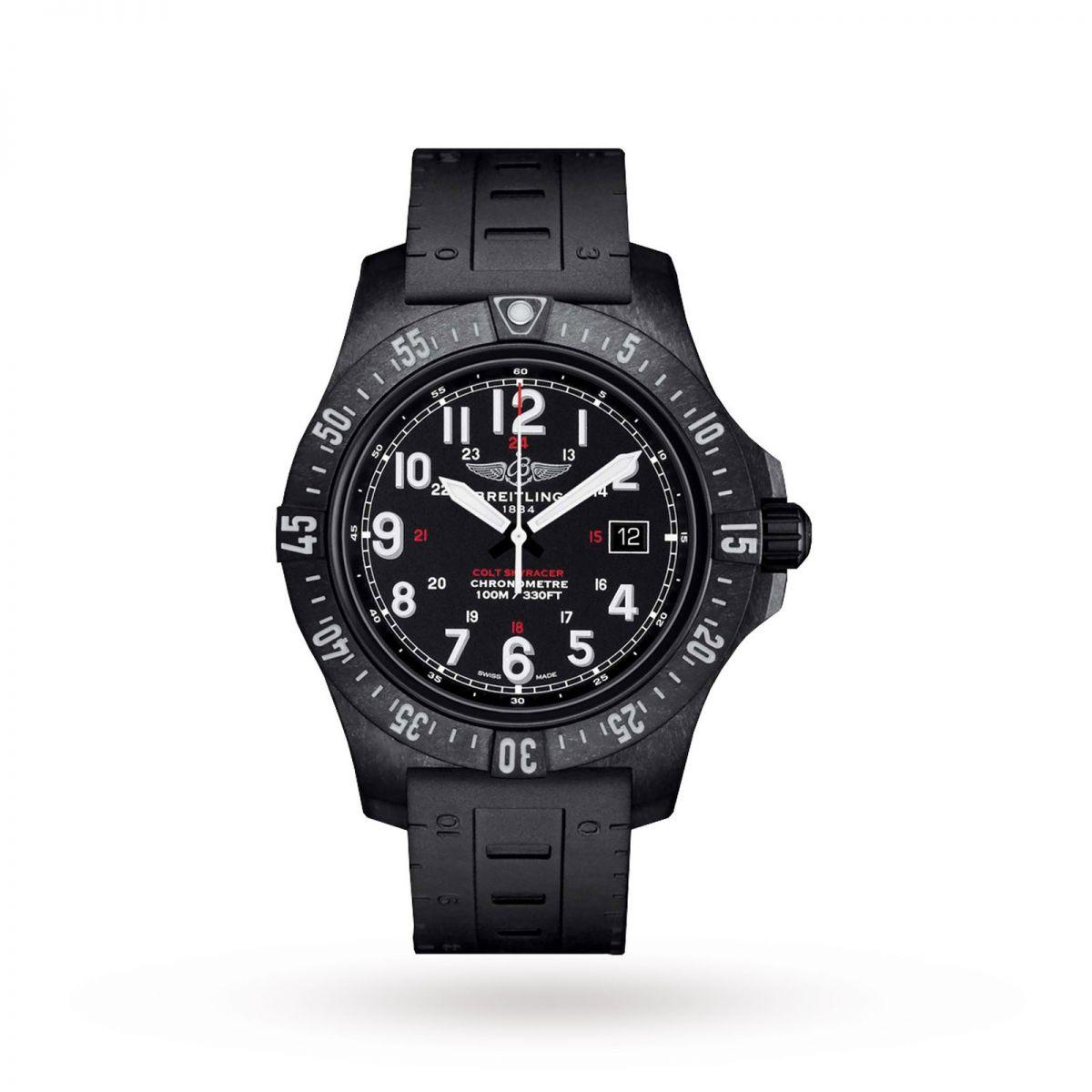 breitling watch, colt, skyracer