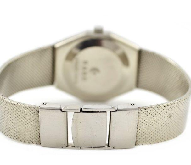 Vintage Rado Royal Elegance Stainless Steel Automatic Midsize Watch retro
