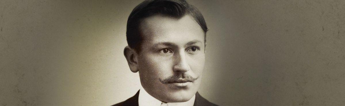 Hans wilsdorf, rolex