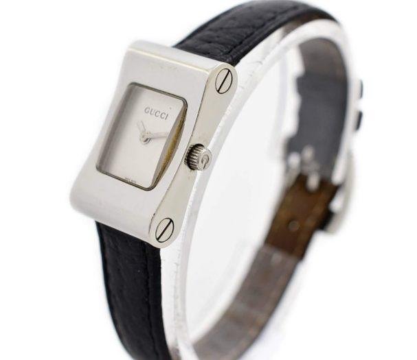 Vintage Gucci 2300L Stainless Steel Ladies Quartz Watch