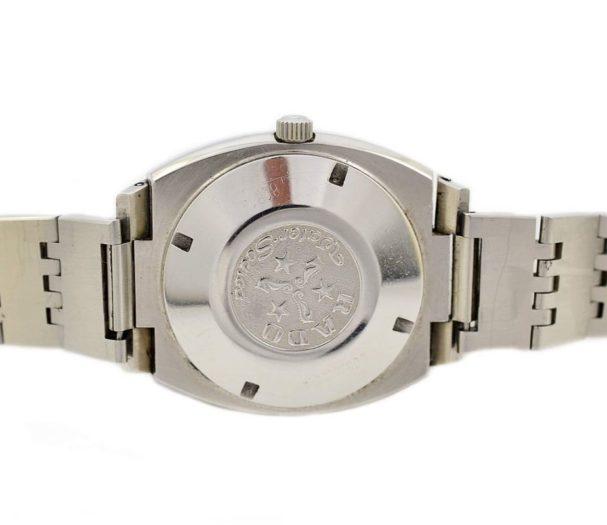 Vintage Rado Companion Stainless Steel Automatic Mens Watch man