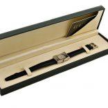 Vintage Gucci 2300L Stainless Steel Ladies Quartz Watch box
