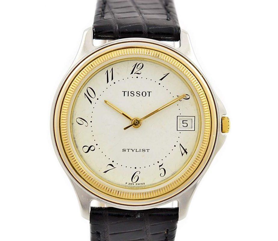 Tissot Stylist Date Quartz