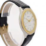 Pre-Owned Tissot Stylist Date Quartz Midsize Watch N580 womens