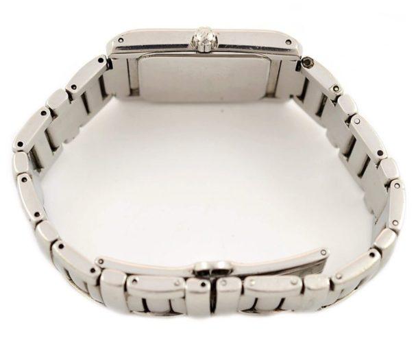 Vintage Maurice Lacroix 79745 Stainless Steel Quartz Ladies Watch swiss