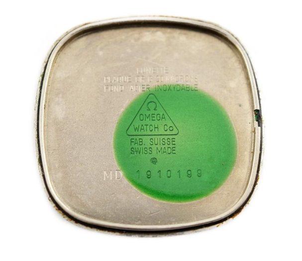 Pre-Owned Omega De Ville Longchamp Cal.1377 Quartz Midsize Watch MD 191.0199 1980