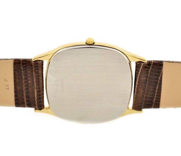 Pre-Owned Omega De Ville Longchamp Cal.1377 Quartz Midsize Watch MD 191.0199 steel