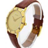 Pre-Owned Gucci Quartz Midsize Watch 3000.2.M gold