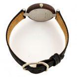 Vintage Tissot Rock Watch R150 Brown Granite Quartz Midsize Watch #957-7 retro