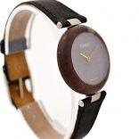 Vintage Tissot Rock Watch R150 Brown Granite Quartz Midsize Watch #957-7 mens