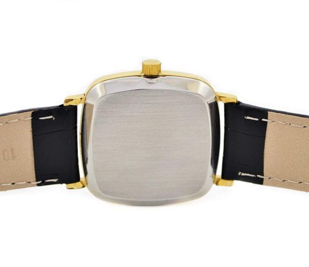 Pre-Owned Vintage Omega De Ville Cal.1280 Quartz Gold Plated Midsize Watch 191.0045 steel