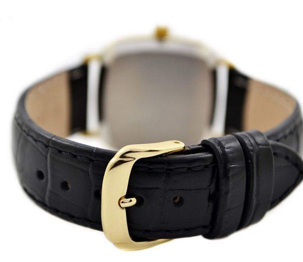 Pre-Owned Vintage Omega De Ville Cal.1280 Quartz Gold Plated Midsize Watch 191.0045 ladies