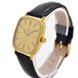 Pre-Owned Vintage Omega De Ville Cal.1280 Quartz Gold Plated Midsize Watch 191.0045 womens