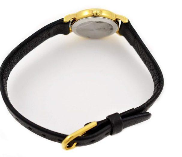 Vintage Longines Presence L.153.4 Gold Plated Ladies Quartz Watch gold