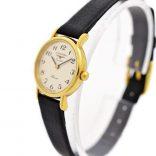 Vintage Longines Presence L.153.4 Gold Plated Ladies Quartz Watch womens
