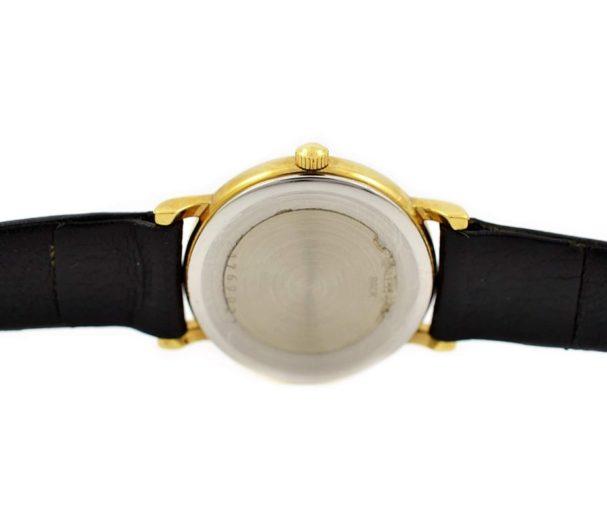 Vintage Longines Presence L.153.4 Quartz Gold Plated Ladies Watch