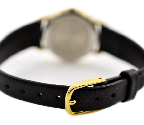 Vintage Longines Presence L.153.4 Quartz Gold Plated Ladies Watch original