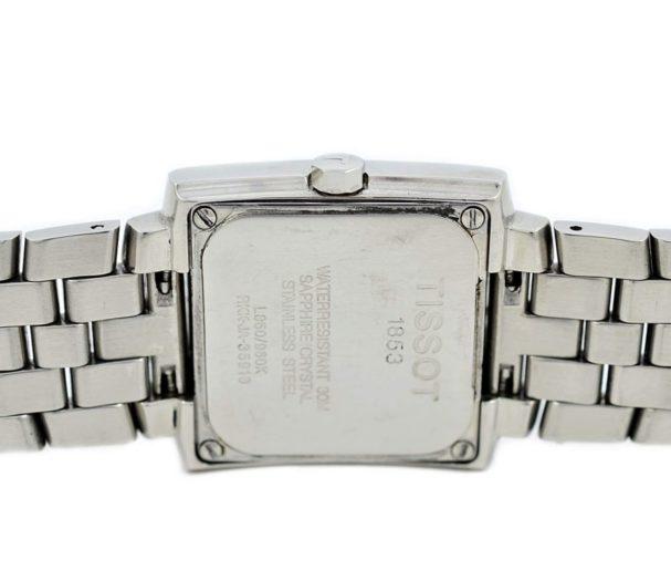 Pre-Owned Tissot 1853 T-Trend Date Quartz Men's Watch L860/960K battery