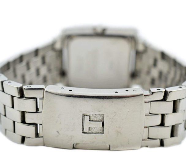 Pre-Owned Tissot 1853 T-Trend Date Quartz Men's Watch L860/960K 1990