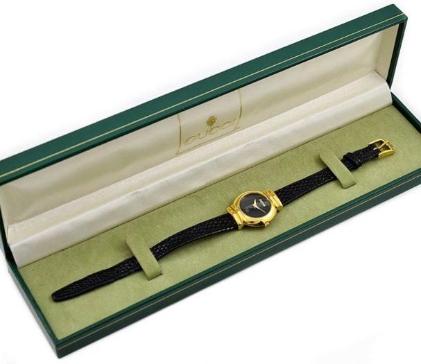 Pre-Owned and Collectible Gucci Quartz Ladies Quartz Watch 5300L box