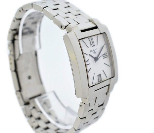 Pre-Owned Tissot 1853 T-Trend Date Quartz Men's Watch L860/960K retro