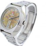 Pre-owned Rado Purple Gazelle Day/Date Automatic Men's Watch 625.7913.4 mechanical