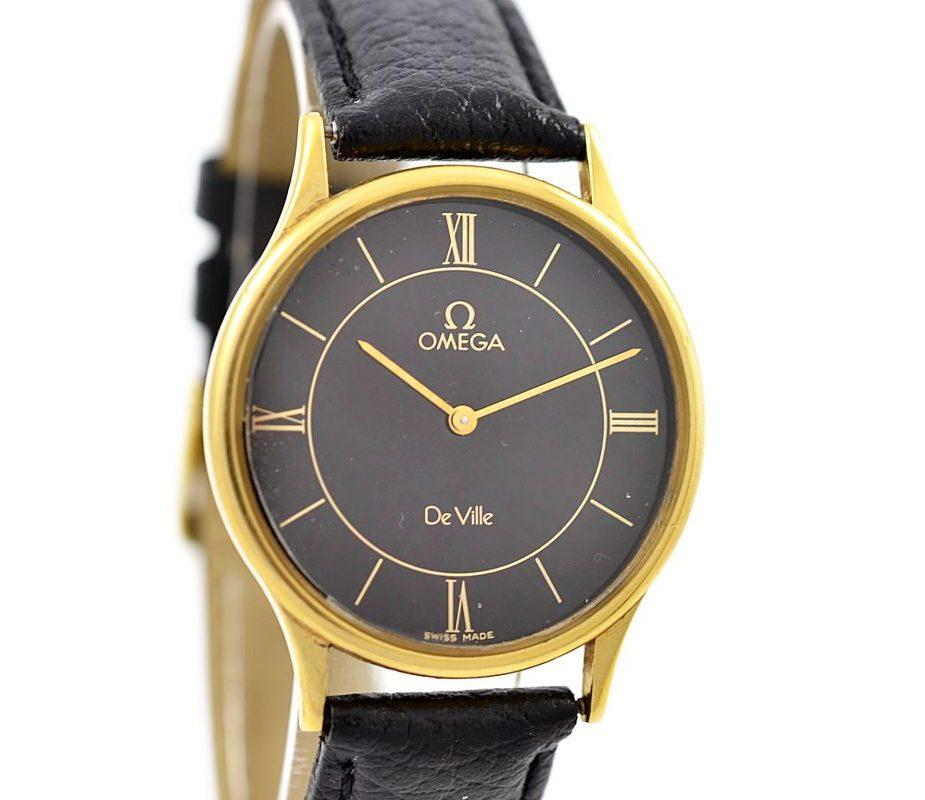 Omega 1980 De Ville Cal.1365