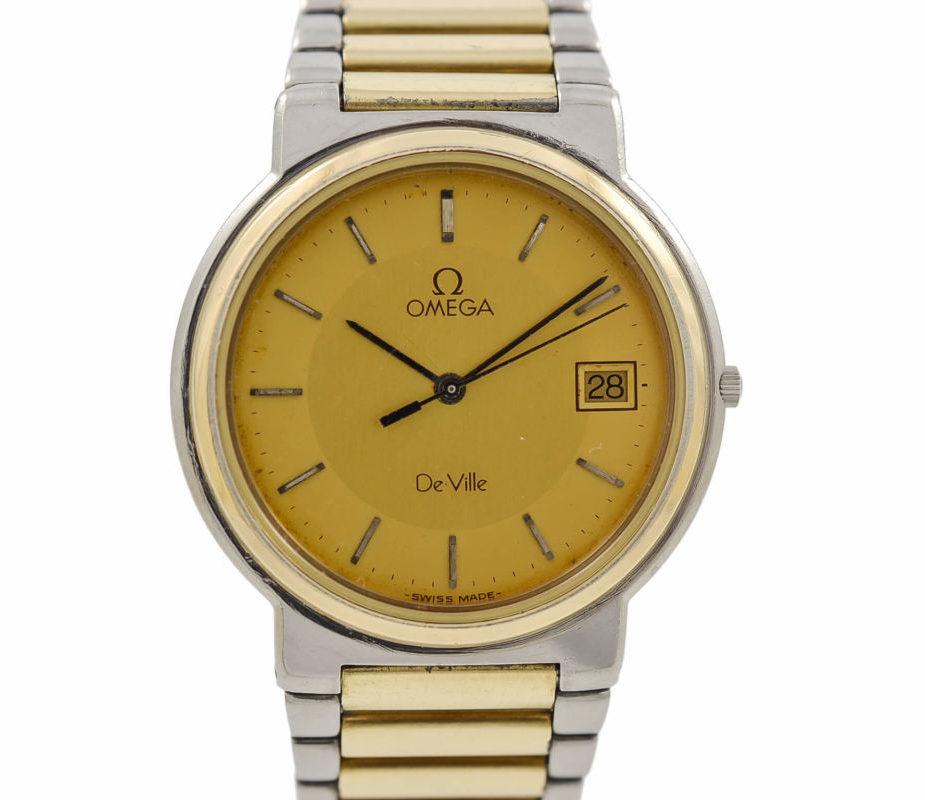 Omega 1982 De Ville Cal.1430