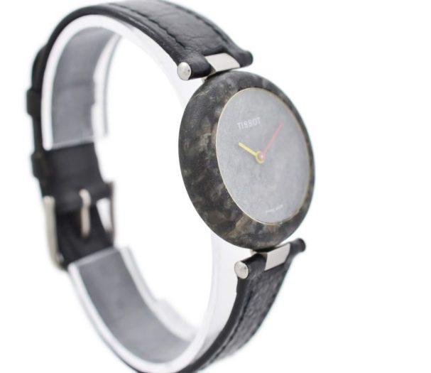 Vintage Tissot Rock Watch R150 Speckled Granite Quartz Ladies Watch womens