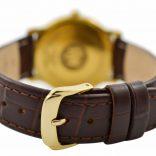 vintage retro Pre-owned Raymond Weil Geneve Date Quartz Midsize Watch 5569