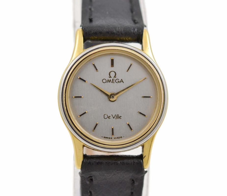 Omega 1980s De Ville Cal.1387