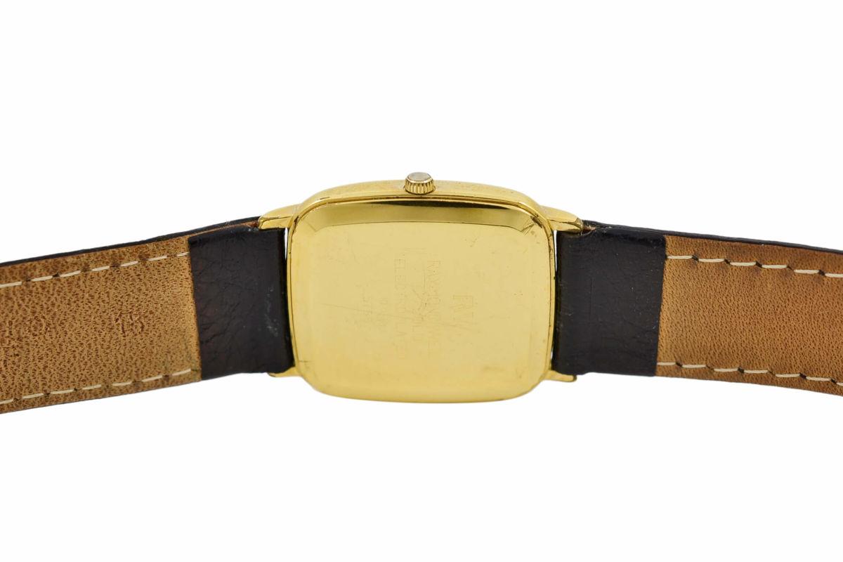 Vintage Raymond Weil Geneve 5788 Gold Plated Quartz Ladies Watch