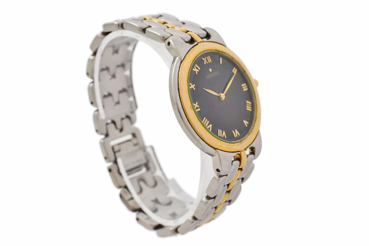 Vintage Movado Classic 81-A2-873.1 Stainless Steel Midsize Quartz Watch