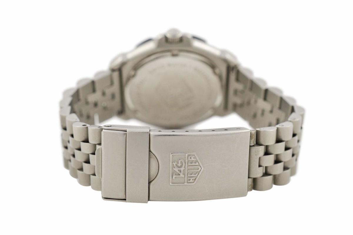 Vintage Tag Heuer F1 Stainless Steel Quartz WA1211 Midsize Watch