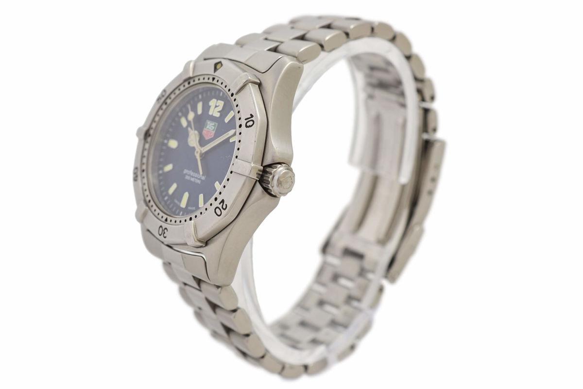 Tag Heuer 2000 Series WK1213 Quartz Watch
