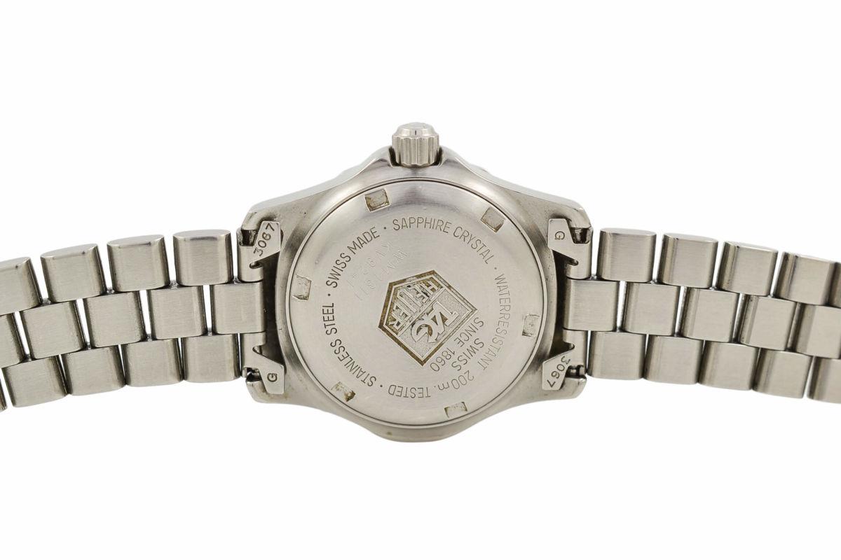 Tag Heuer 2000 Series WM1311 Ladies Watch
