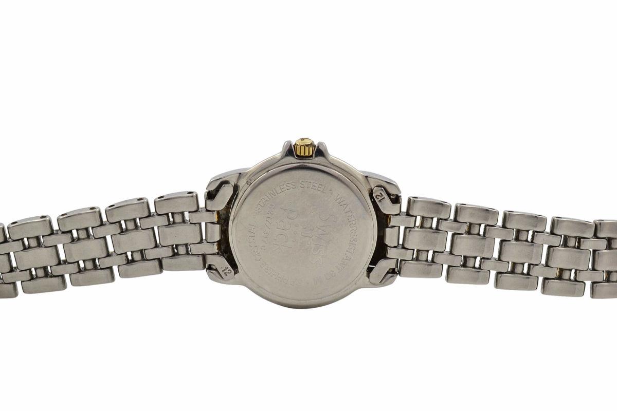 Vintage Tissot Ballade C217/317C Stainless Steel Quartz Ladies Watch