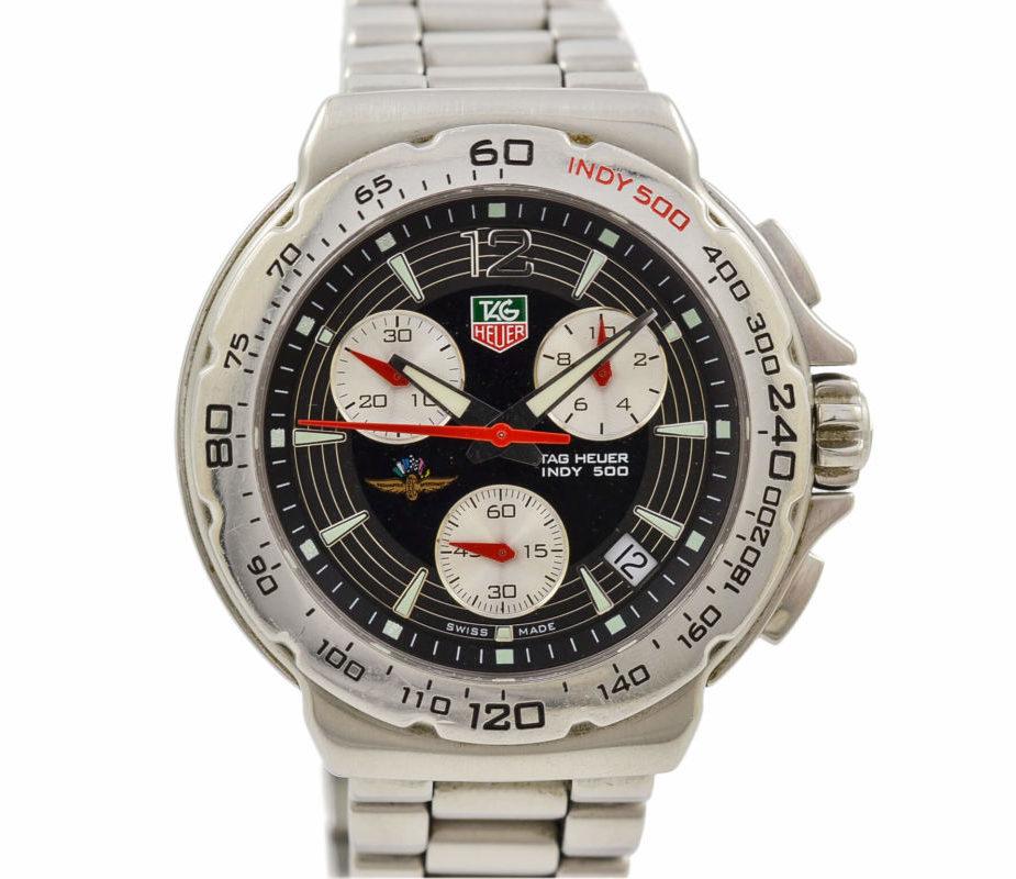 Tag Heuer Indy 500 Chrono CAC111B-0