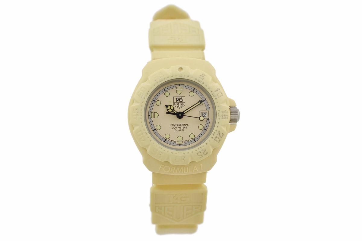 Tag Heuer F1 Series 361.508 Ladies Watch