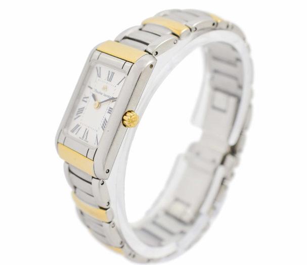 Vintage Maurice Lacroix Miros 59744 Bi-Metal Quartz Ladies Watch