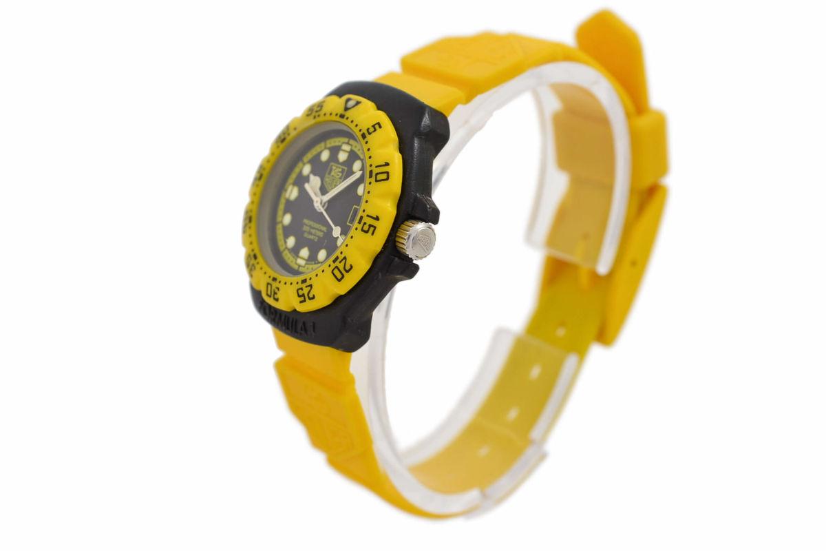 Tag Heuer F1 Series 380.508 Ladies Watch