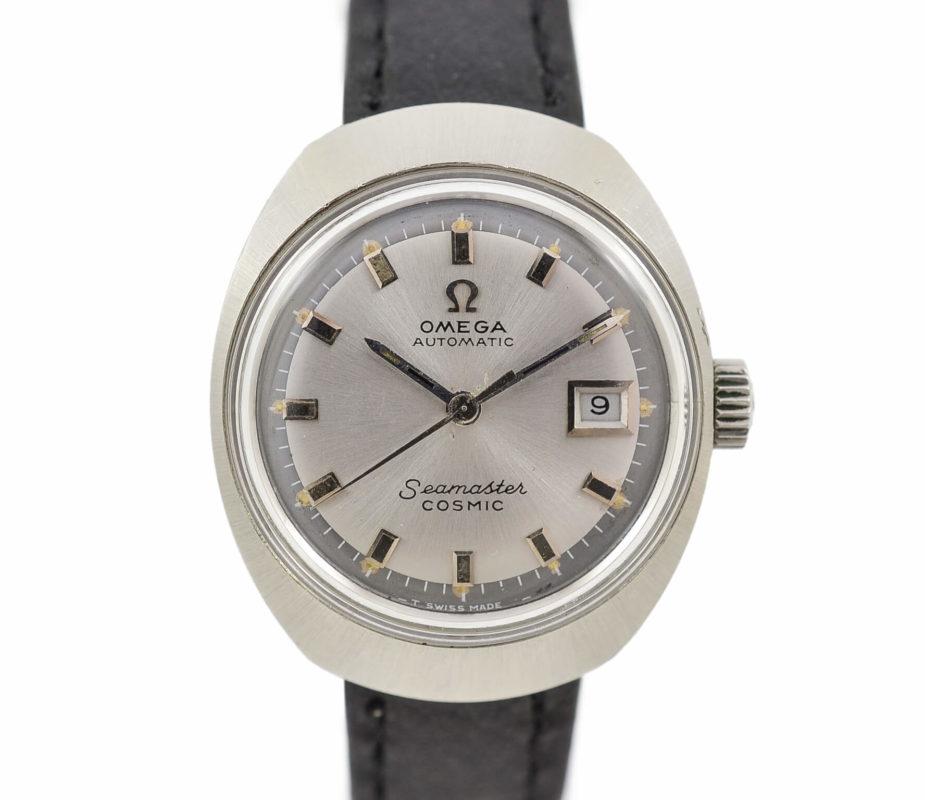 Omega 1970 Seamaster Cosmic Cal. 681