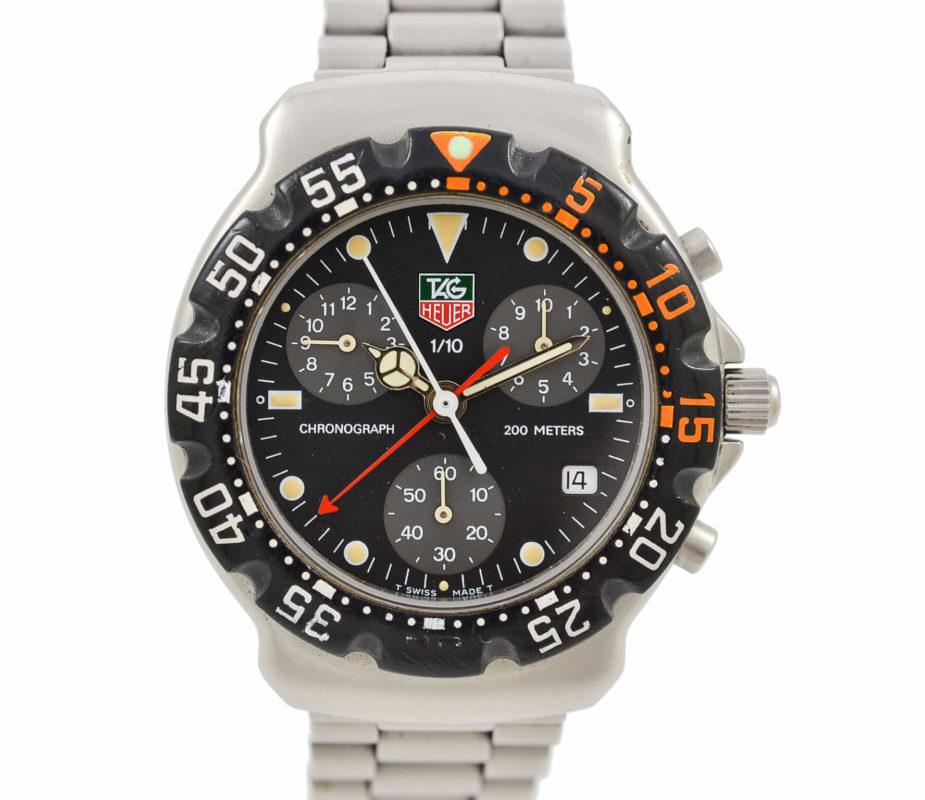 Tag Heuer F1 Chronograph CA1211-RO